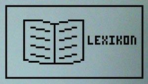 Bild für `Lexikon`