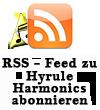 RSS Logo mit Triforce