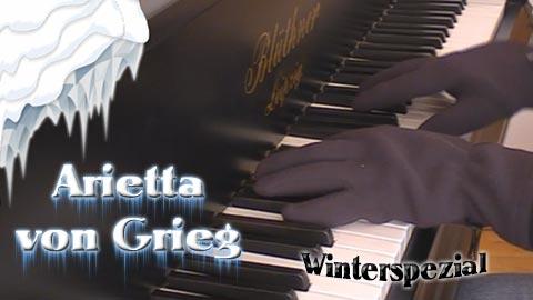 Arietta von Edvard Grieg