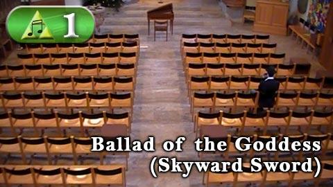 Das Vorschaubild von Folge 1 von Hyrule Harmonics (Ballad of the Goddess)