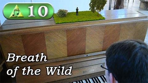 Das Vorschaubild von Folge 10 von Hyrule Harmonics (Breath of the Wild)