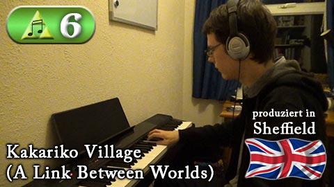 Das Vorschaubild von Folge 6 von Hyrule Harmonics (Kakariko Village)