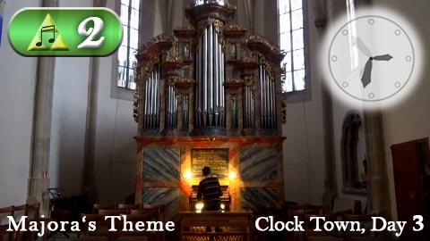 Das Vorschaubild von Folge 2 von Hyrule Harmonics (Majora's Theme)