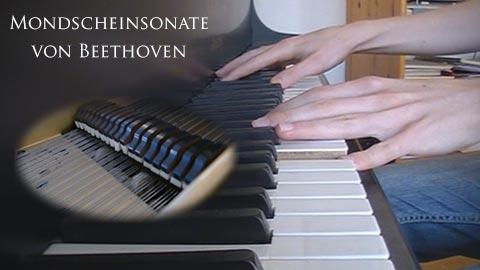 Mondscheinsonate von Beethoven, 1. Satz