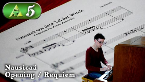 Folge 5 von Hyrule Harmonics (Nausicaä Opening / Requiem)