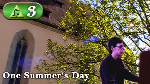 Das Vorschaubild von Folge 3 von Hyrule Harmonics (One Summer's Day)