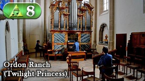 Das Vorschaubild von Folge 8 von Hyrule Harmonics (Ordon Ranch)