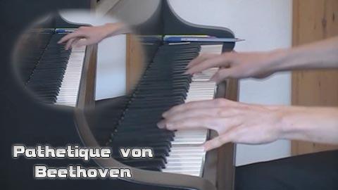 Pathetique von Beethoven, 1. Satz
