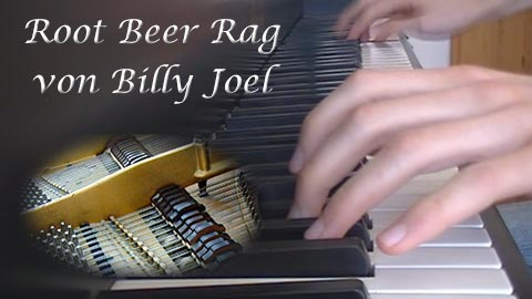 Der Root Beer Rag von Billy Joel