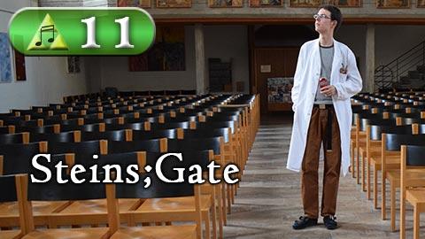Folge 11 von Hyrule Harmonics (Steins;Gate)