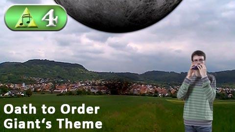 Das Vorschaubild von Folge 4 von Hyrule Harmonics (Oath to Order / Giant's Theme)