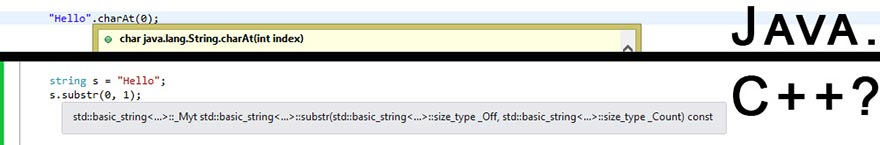 "Wow. When I saw this tooltip the first time, I thought: ""I really only want to do a very basic thing!""."